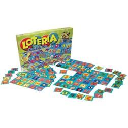 Loteria Diversion Marca Ronda Juego De Mesa 8 Tableros